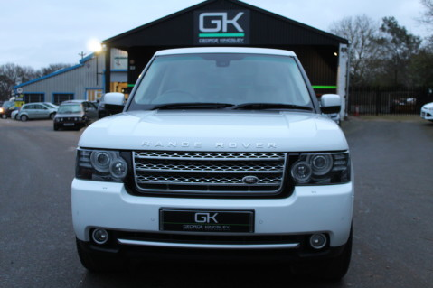 Land Rover Range Rover TDV8 WESTMINSTER - RARE WHITE WITH IVORY LEATHER 9
