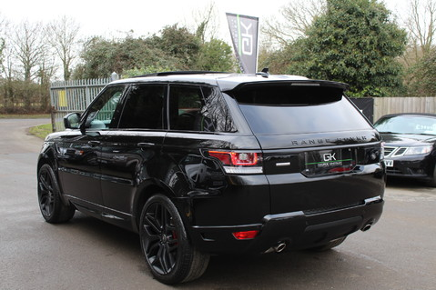 Land Rover Range Rover Sport SDV6 AUTOBIOGRAPHY DYNAMIC - REAR ENTERTAINMENT -DIGITAL TV - EURO 6 3
