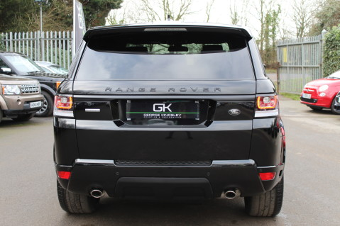 Land Rover Range Rover Sport SDV6 AUTOBIOGRAPHY DYNAMIC - REAR ENTERTAINMENT -DIGITAL TV - EURO 6 6