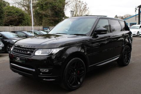 Land Rover Range Rover Sport SDV6 AUTOBIOGRAPHY DYNAMIC - REAR ENTERTAINMENT -DIGITAL TV - EURO 6 8