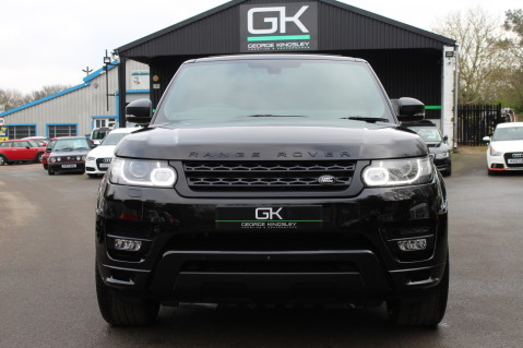 Land Rover Range Rover Sport SDV6 AUTOBIOGRAPHY DYNAMIC - REAR ENTERTAINMENT -DIGITAL TV - EURO 6 9