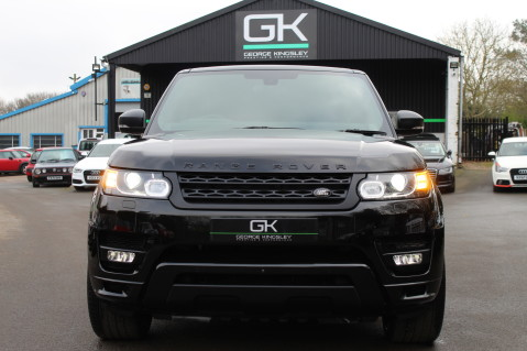 Land Rover Range Rover Sport SDV6 AUTOBIOGRAPHY DYNAMIC - REAR ENTERTAINMENT -DIGITAL TV - EURO 6 10