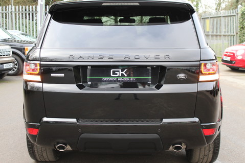 Land Rover Range Rover Sport SDV6 AUTOBIOGRAPHY DYNAMIC - REAR ENTERTAINMENT -DIGITAL TV - EURO 6 12
