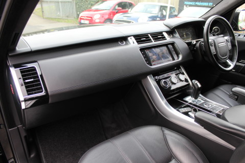 Land Rover Range Rover Sport SDV6 AUTOBIOGRAPHY DYNAMIC - REAR ENTERTAINMENT -DIGITAL TV - EURO 6 18