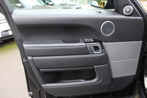 Land Rover Range Rover Sport SDV6 AUTOBIOGRAPHY DYNAMIC - REAR ENTERTAINMENT -DIGITAL TV - EURO 6 22