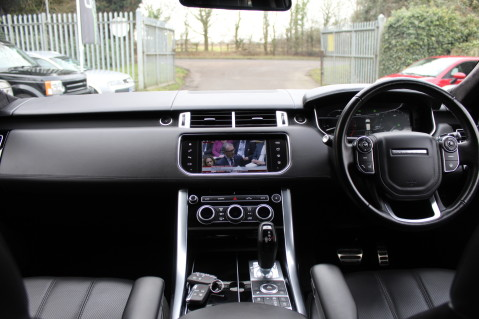 Land Rover Range Rover Sport SDV6 AUTOBIOGRAPHY DYNAMIC - REAR ENTERTAINMENT -DIGITAL TV - EURO 6 25