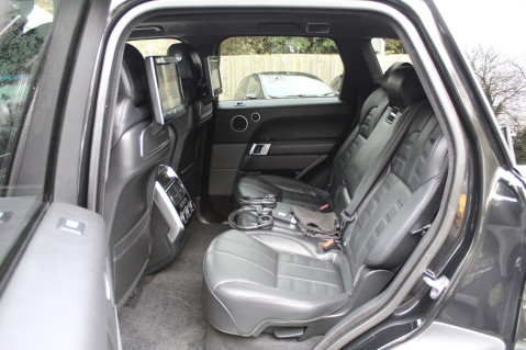 Land Rover Range Rover Sport SDV6 AUTOBIOGRAPHY DYNAMIC - REAR ENTERTAINMENT -DIGITAL TV - EURO 6 26