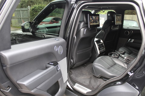 Land Rover Range Rover Sport SDV6 AUTOBIOGRAPHY DYNAMIC - REAR ENTERTAINMENT -DIGITAL TV - EURO 6 28