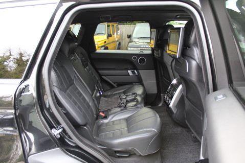 Land Rover Range Rover Sport SDV6 AUTOBIOGRAPHY DYNAMIC - REAR ENTERTAINMENT -DIGITAL TV - EURO 6 32