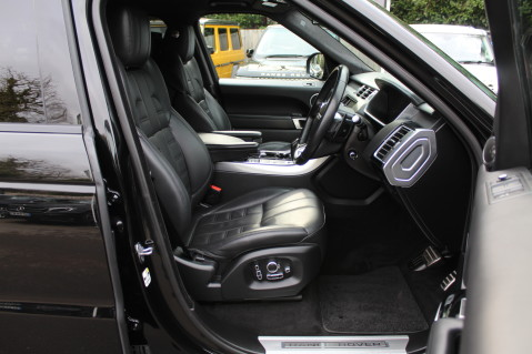 Land Rover Range Rover Sport SDV6 AUTOBIOGRAPHY DYNAMIC - REAR ENTERTAINMENT -DIGITAL TV - EURO 6 37