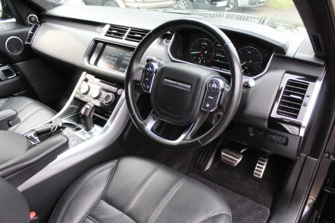 Land Rover Range Rover Sport SDV6 AUTOBIOGRAPHY DYNAMIC - REAR ENTERTAINMENT -DIGITAL TV - EURO 6 38