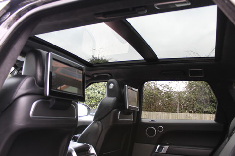 Land Rover Range Rover Sport SDV6 AUTOBIOGRAPHY DYNAMIC - REAR ENTERTAINMENT -DIGITAL TV - EURO 6 65