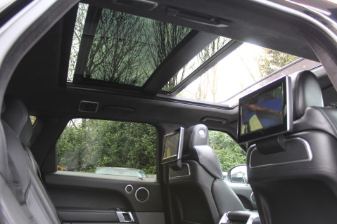 Land Rover Range Rover Sport SDV6 AUTOBIOGRAPHY DYNAMIC - REAR ENTERTAINMENT -DIGITAL TV - EURO 6 68