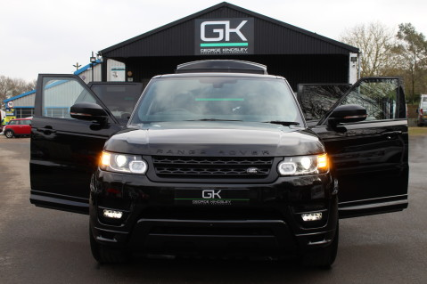 Land Rover Range Rover Sport SDV6 AUTOBIOGRAPHY DYNAMIC - REAR ENTERTAINMENT -DIGITAL TV - EURO 6 77