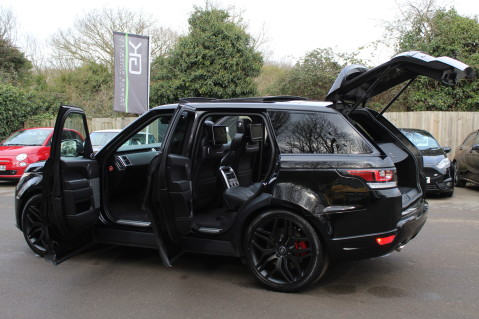 Land Rover Range Rover Sport SDV6 AUTOBIOGRAPHY DYNAMIC - REAR ENTERTAINMENT -DIGITAL TV - EURO 6 79