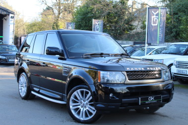 Land Rover Range Rover Sport TDV6 HSE -DIGITAL TV/HEATED STEERING WHEEL/SUNROOF/CREAM LEATHER