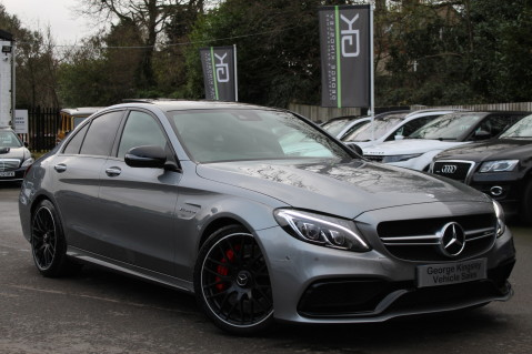 Mercedes-Benz C Class AMG C 63 S PREMIUM-AMG EXHAUST/NIGHT PK/INTELIGENT LED 2