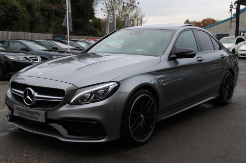 Mercedes-Benz C Class AMG C 63 S PREMIUM-AMG EXHAUST/NIGHT PK/INTELIGENT LED 15