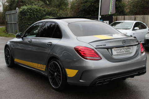 Mercedes-Benz C Class AMG C 63 S PREMIUM-AMG EXHAUST/NIGHT PK/INTELIGENT LED 11