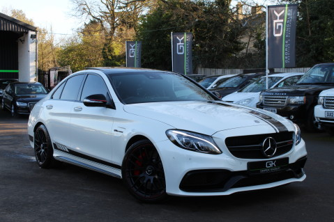 Mercedes-Benz C Class AMG C 63 S PREMIUM - CARBON INTERIOR/DISTRONIC PLUS 1