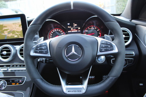Mercedes-Benz C Class AMG C 63 S PREMIUM - CARBON INTERIOR/DISTRONIC PLUS 47
