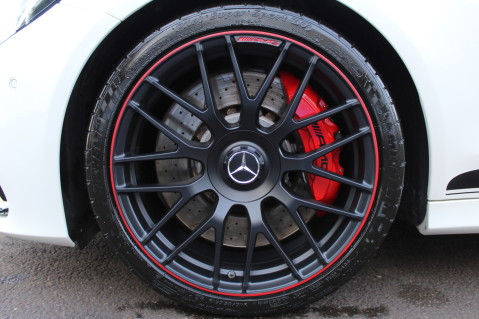 Mercedes-Benz C Class AMG C 63 S PREMIUM - CARBON INTERIOR/DISTRONIC PLUS 71