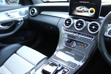 Mercedes-Benz C Class AMG C 63 S PREMIUM - CARBON INTERIOR/DISTRONIC PLUS