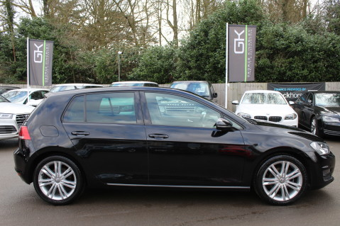 Volkswagen Golf GT TDI BMT - SAT NAV - REVERSING CAMERA- BLUETOOTH-CAMBELT CHANGED -£20 TAX 4