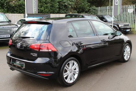 Volkswagen Golf GT TDI BMT - SAT NAV - REVERSING CAMERA- BLUETOOTH-CAMBELT CHANGED -£20 TAX 5