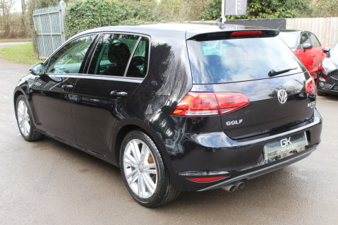 Volkswagen Golf GT TDI BMT - SAT NAV - REVERSING CAMERA- BLUETOOTH-CAMBELT CHANGED -£20 TAX 3