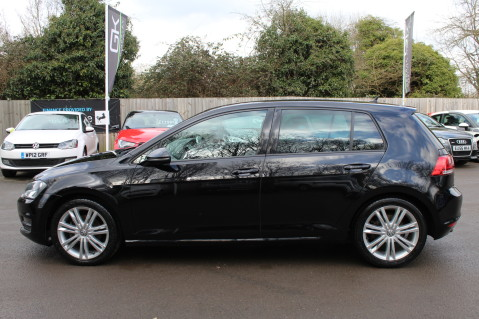Volkswagen Golf GT TDI BMT - SAT NAV - REVERSING CAMERA- BLUETOOTH-CAMBELT CHANGED -£20 TAX 7