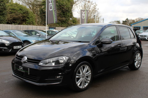 Volkswagen Golf GT TDI BMT - SAT NAV - REVERSING CAMERA- BLUETOOTH-CAMBELT CHANGED -£20 TAX 8