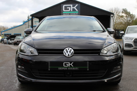 Volkswagen Golf GT TDI BMT - SAT NAV - REVERSING CAMERA- BLUETOOTH-CAMBELT CHANGED -£20 TAX 9