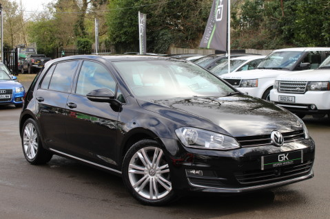 Volkswagen Golf GT TDI BMT - SAT NAV - REVERSING CAMERA- BLUETOOTH-CAMBELT CHANGED -£20 TAX 1