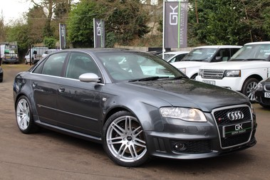 Audi RS4 RS4 QUATTRO - BUCKET SEATS/SATNAV/BLUETOOTH/CRUISE/BOSE/FASH
