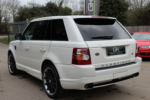 Land Rover Range Rover Sport TDV8 OVERFINCH SPORT HSE - RARE COLOUR COMBO - DIGITAL TV/SUNROOF/BESPOKE 2