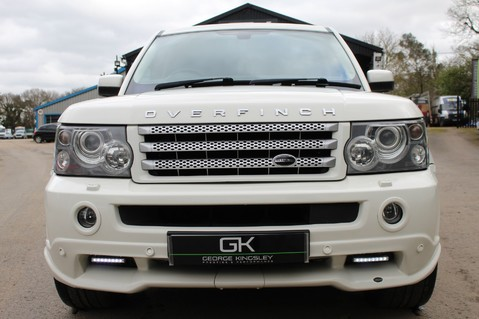 Land Rover Range Rover Sport TDV8 OVERFINCH SPORT HSE - RARE COLOUR COMBO - DIGITAL TV/SUNROOF/BESPOKE 9