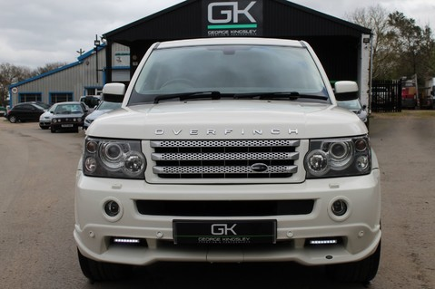 Land Rover Range Rover Sport TDV8 OVERFINCH SPORT HSE - RARE COLOUR COMBO - DIGITAL TV/SUNROOF/BESPOKE 10