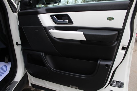 Land Rover Range Rover Sport TDV8 OVERFINCH SPORT HSE - RARE COLOUR COMBO - DIGITAL TV/SUNROOF/BESPOKE 35
