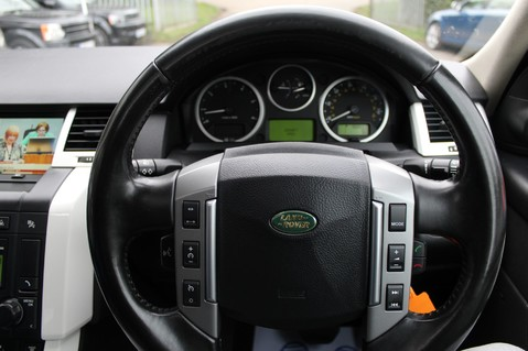 Land Rover Range Rover Sport TDV8 OVERFINCH SPORT HSE - RARE COLOUR COMBO - DIGITAL TV/SUNROOF/BESPOKE 36