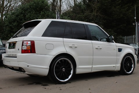 Land Rover Range Rover Sport TDV8 OVERFINCH SPORT HSE - RARE COLOUR COMBO - DIGITAL TV/SUNROOF/BESPOKE 69