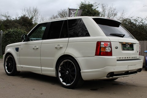Land Rover Range Rover Sport TDV8 OVERFINCH SPORT HSE - RARE COLOUR COMBO - DIGITAL TV/SUNROOF/BESPOKE 70