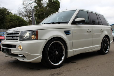Land Rover Range Rover Sport TDV8 OVERFINCH SPORT HSE - RARE COLOUR COMBO - DIGITAL TV/SUNROOF/BESPOKE 71