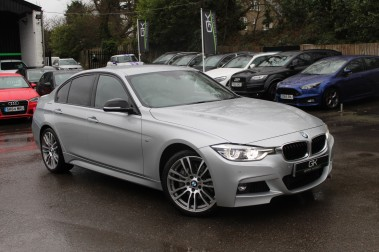 BMW 3 Series 335D XDRIVE M SPORT - EURO 6/SAT NAV/DAB/BLUETOOTH/HEATED SEATS