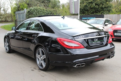 Mercedes-Benz CLS CLS63 AMG BI-TURBO - TV/DAB/HARMAN-KARDON/COOLED MASSAGE SEATS 2