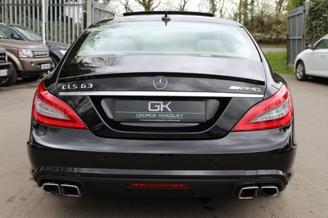 Mercedes-Benz CLS CLS63 AMG BI-TURBO - TV/DAB/HARMAN-KARDON/COOLED MASSAGE SEATS 6