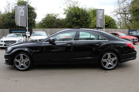 Mercedes-Benz CLS CLS63 AMG BI-TURBO - TV/DAB/HARMAN-KARDON/COOLED MASSAGE SEATS 8