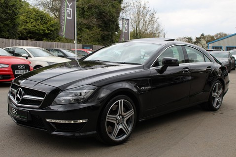 Mercedes-Benz CLS CLS63 AMG BI-TURBO - TV/DAB/HARMAN-KARDON/COOLED MASSAGE SEATS 9