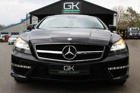 Mercedes-Benz CLS CLS63 AMG BI-TURBO - TV/DAB/HARMAN-KARDON/COOLED MASSAGE SEATS 11