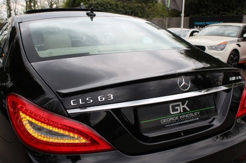 Mercedes-Benz CLS CLS63 AMG BI-TURBO - TV/DAB/HARMAN-KARDON/COOLED MASSAGE SEATS 13
